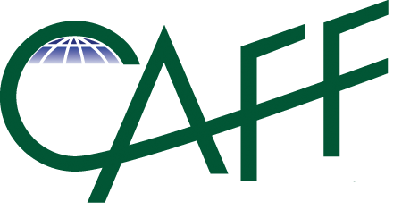 CAFF LOGO transparent GREEN notext