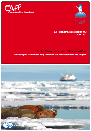 Arctic Marine Biodiversity Plan- click to download