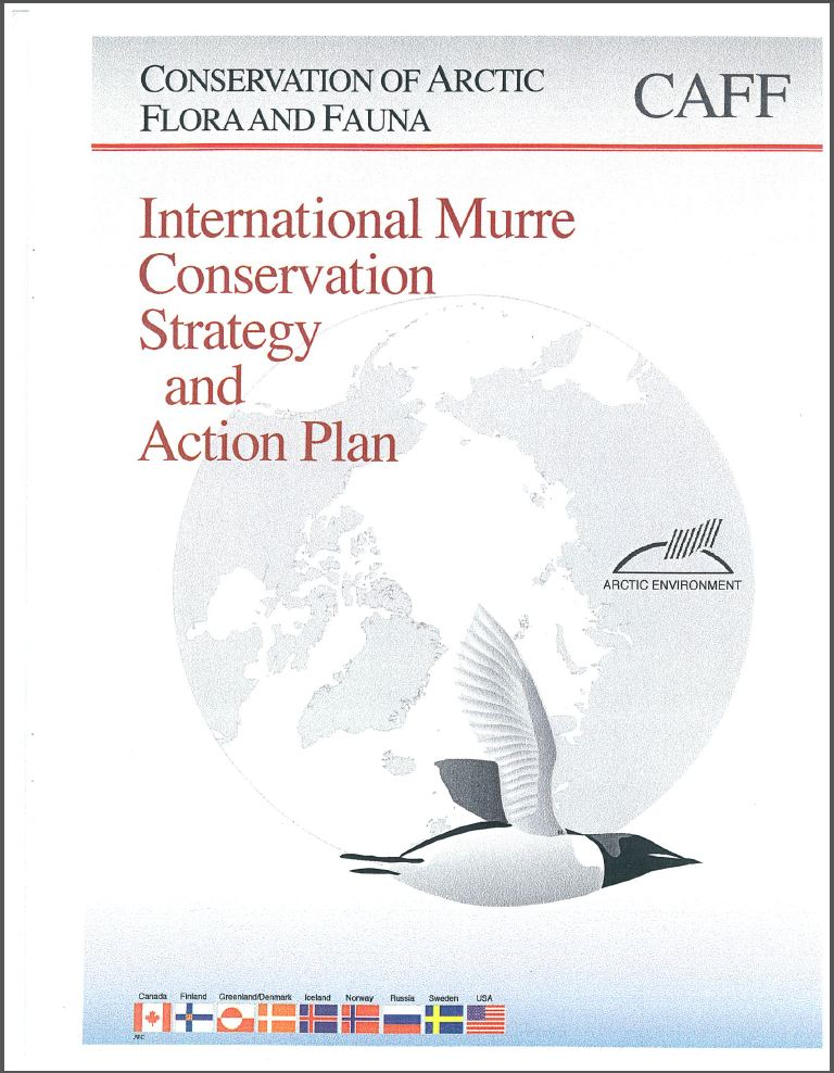 Murre Conservation Strategy, click to download