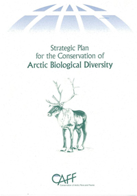 Strategic Plan for the Conservation of Arctic Biological Diversity, click to download
