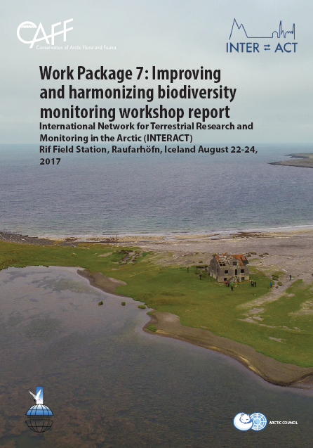 Arctic Marine Biodiversity Monitoring Plan Implementation: Canada, 2017