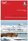 Arctic Marine Biodiversity Monitoring Plan Annual Report 2016: Annual report on the implementation of the CBMP's Arctic Marine Biodiversity Monitoring Plan