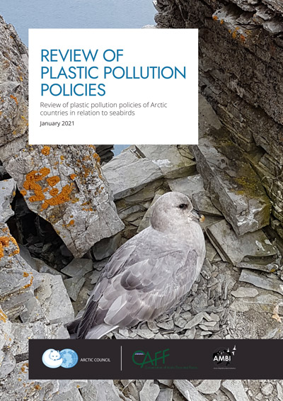 CAFF Review PlasticPollution Policies Seabirds 2021 1