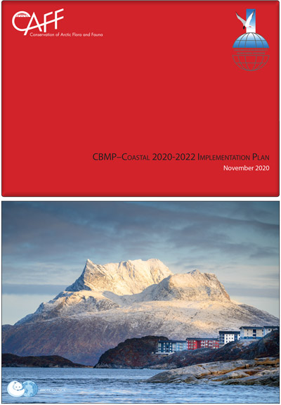 CBMP–Coastal 2020-2022 Implementation Plan - November 2020