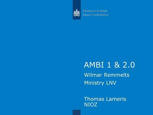 AMBI 1 & 2.0